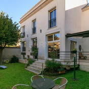 Asnières sur Seine, Private mansion 10 rooms, 340 m2