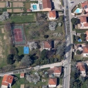 Terrain 235 m² Mions (69780)
