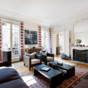 Paris 8ème, Apartment 7 rooms, 207 m2