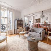 Paris 18ème, Apartamento 4 assoalhadas, 105 m2