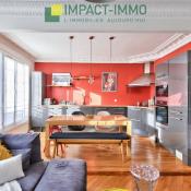 La Garenne Colombes, Apartamento 3 assoalhadas, 67 m2