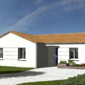 Maison 4 pièces + Terrain Saint-Georges-de-Pointindoux
