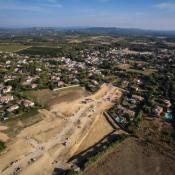 Terrain 400 m² Saint-Drezery (34160)