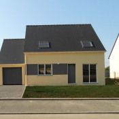 Maison 6 pièces + Terrain Le Pertre