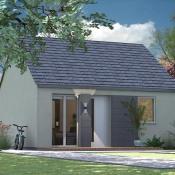 Maison 3 pièces + Terrain Molliens-Dreuil