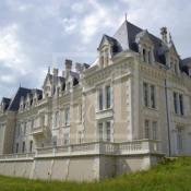 Cognac, Castelo 50 assoalhadas, 3200 m2