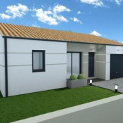 Maison 3 pièces + Terrain Angles
