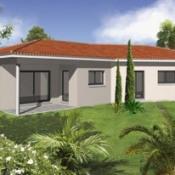 Maison avec terrain Montner 60 m²