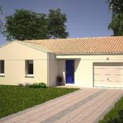 Maison 4 pièces + Terrain Bois-de-Céné