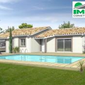 Terrain 1040 m² Salles (33770)