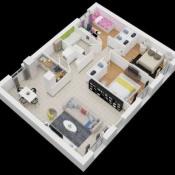 Maison 4 pièces + Terrain Saint-Just-Sauvage