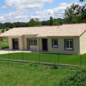 Garat, casa contemporânea 5 assoalhadas, 120 m2