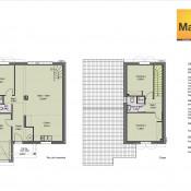 Maison 4 pièces + Terrain Garidech