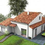 vente Maison / Villa 5 pièces Péchabou (31320)