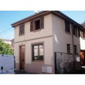 vente Maison / Villa 4 pièces Mulhouse