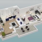 Sale apartment Dieppe 340000€ - Picture 5