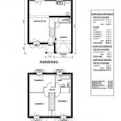 Maison 5 pièces + Terrain Pontcarré