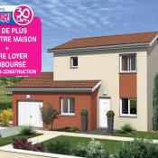 Maison 5 pièces + Terrain Saint-Jean-la-Bussière