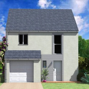 Maison 4 pièces + Terrain Argenteuil