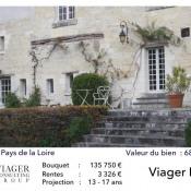 Saumur, mansão 16 assoalhadas, 500 m2