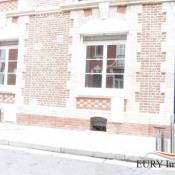 Amiens, Appartement 2 Vertrekken, 35 m2