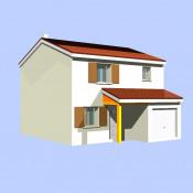 Maison 6 pièces + Terrain Four