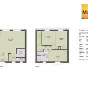 Maison 4 pièces + Terrain Gignac