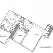 vente Appartement 4 pièces Saint-Marcellin