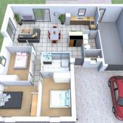Maison 5 pièces + Terrain Nuaillé