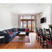 New York, Apartment 4 rooms,