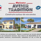 Maison 3 pièces + Terrain Marseille 13ème
