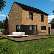 Maison 6 pièces + Terrain Lisses