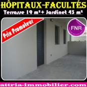 Vente appartement Montpellier