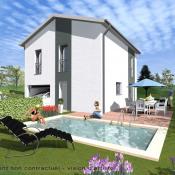 Maison 4 pièces + Terrain Saint-Genis-les-Ollières