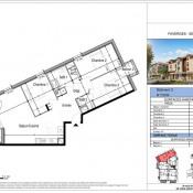 Vente appartement Faverges 243000€ - Photo 1