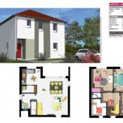 Terrain  175 m²