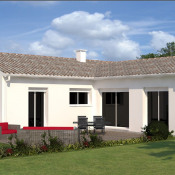 Maison 3 pièces + Terrain Meschers-sur-Gironde
