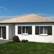 Maison 5 pièces + Terrain Coutras