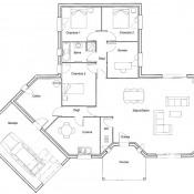 Maison 6 pièces + Terrain Saint-Pierre-des-Échaubrognes