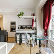Paris 4ème, Apartment 2 rooms, 43 m2