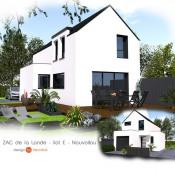 Maison 5 pièces + Terrain Nouvoitou