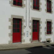 Rental apartment Josselin 400€ CC - Picture 1
