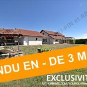 Vente maison / villa La tour du pin 227000€ - Photo 1