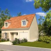 Maison avec terrain Rosoy 95 m²