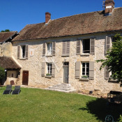 Chaumont en Vexin, Casa em pedra 6 assoalhadas, 180 m2