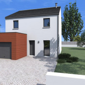 Maison 5 pièces + Terrain Saint-Étienne-de-Montluc