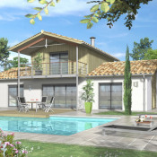 Maison 7 pièces + Terrain Saint-Médard-en-Jalles