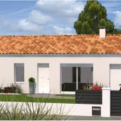 Maison 3 pièces + Terrain Arvert