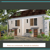 Maison 4 pièces + Terrain Marolles-en-Hurepoix