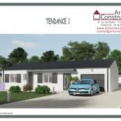 Maison 4 pièces + Terrain Thénac